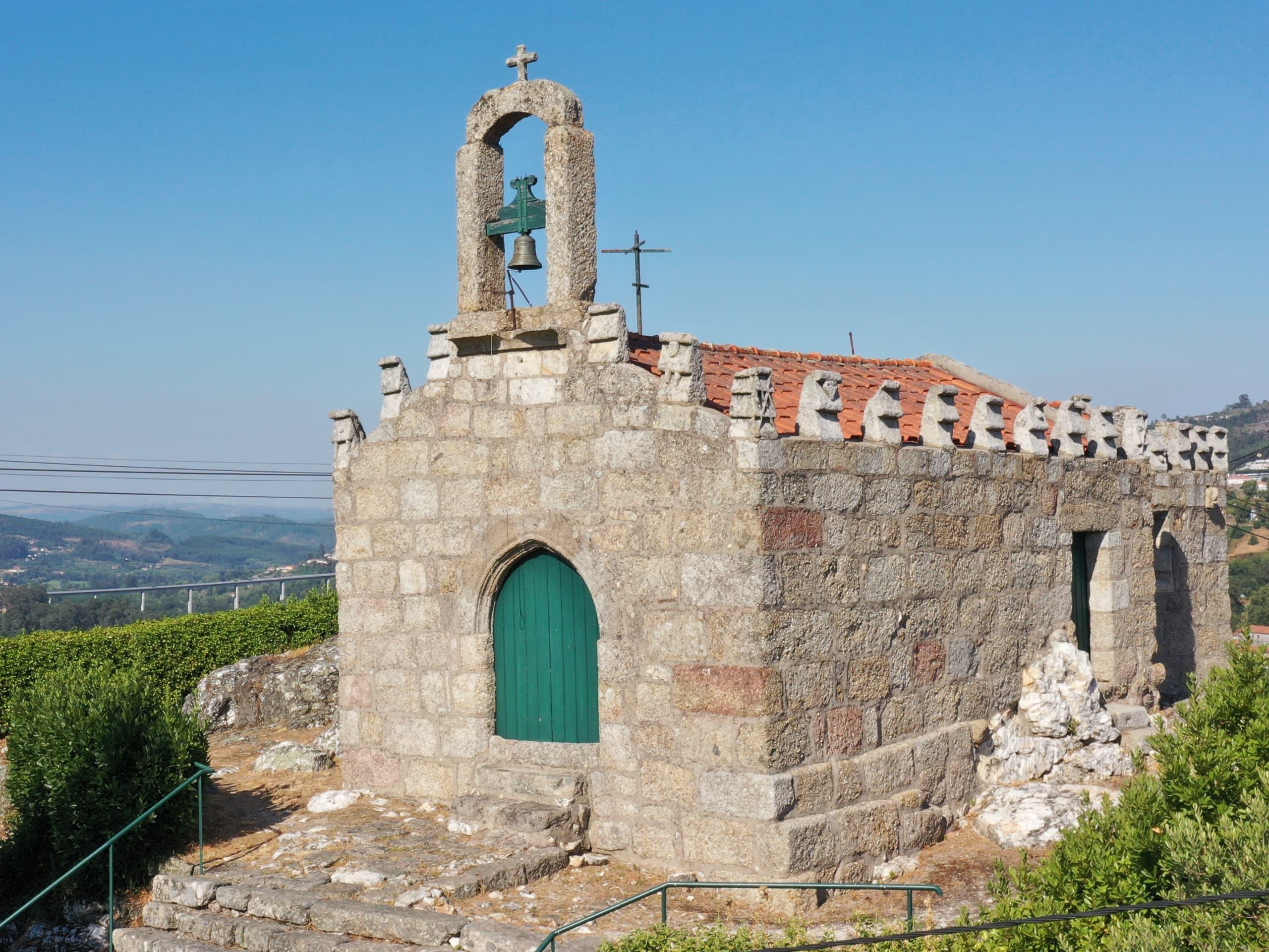 Capela da Nossa Senhora da Tocha